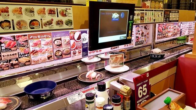 סושי מסתובב – טיפ למטייל ביפן