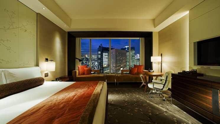המלונות המומלצים ביותר לזוגות באזור מינאטו בטוקיו