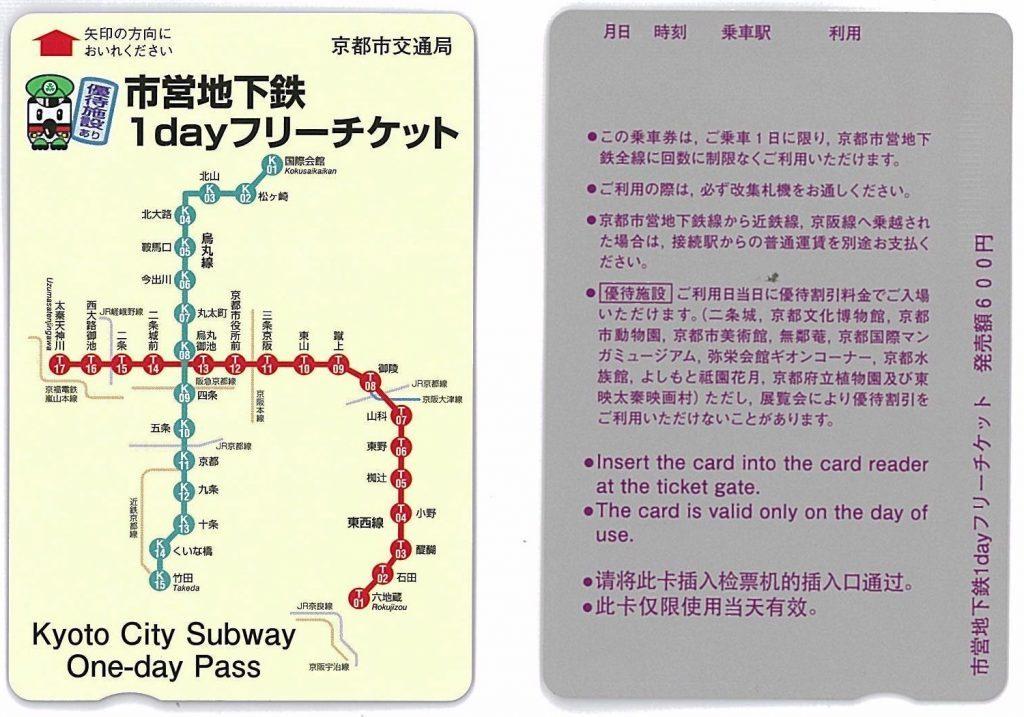 kyoto-city-subway-one-day-pass
