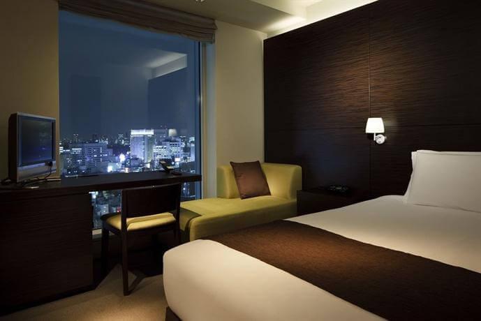 המלונות המומלצים ביותר לזוגות באזור גינזה בטוקיו