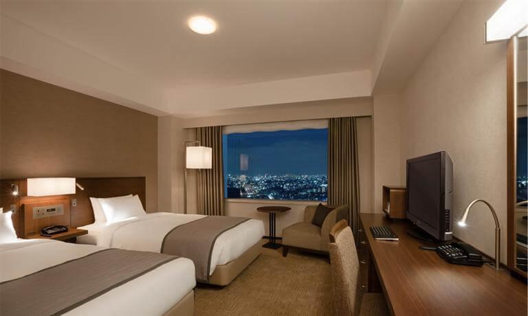 המלונות המומלצים ביותר לזוגות באזור שיבויה בטוקיו