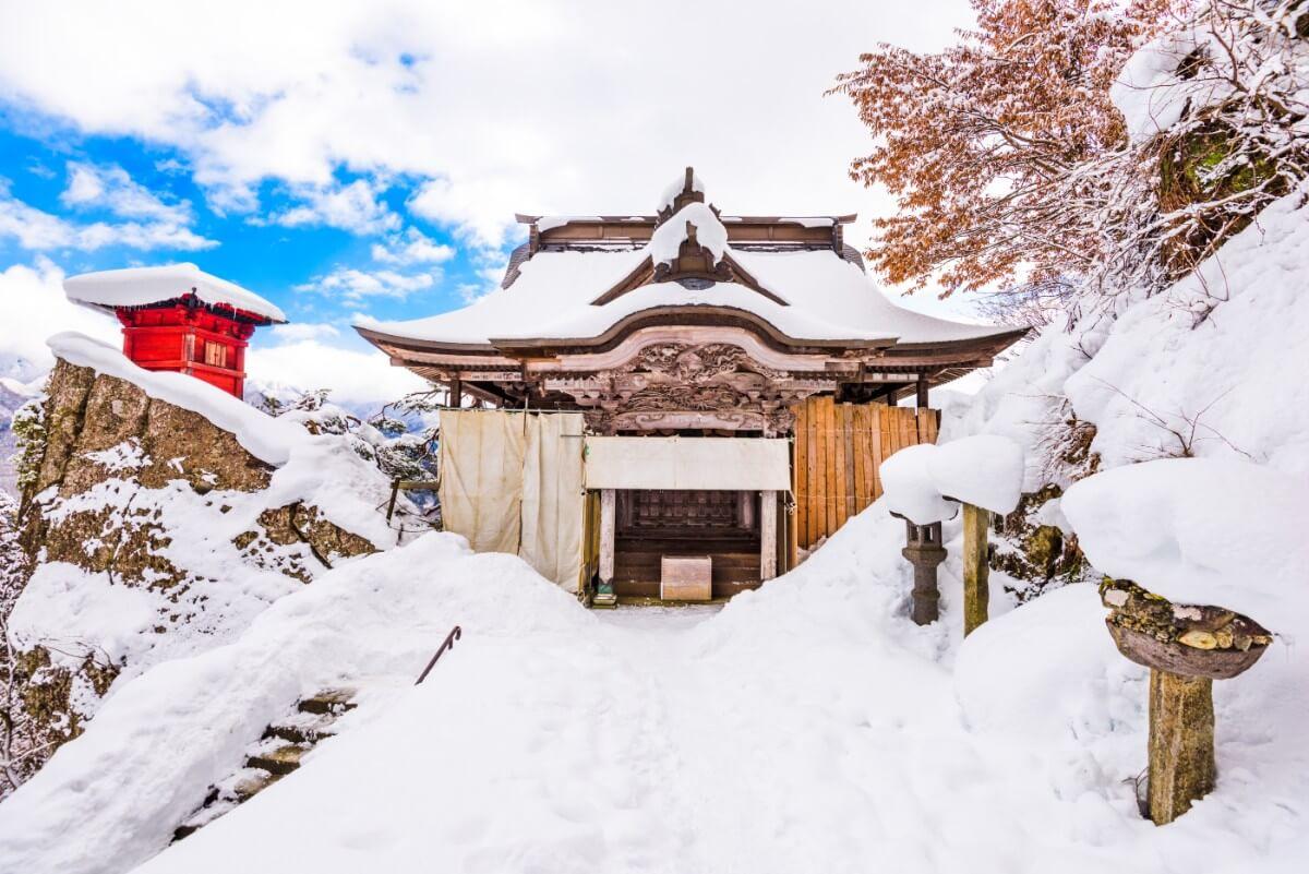 יפן בינואר