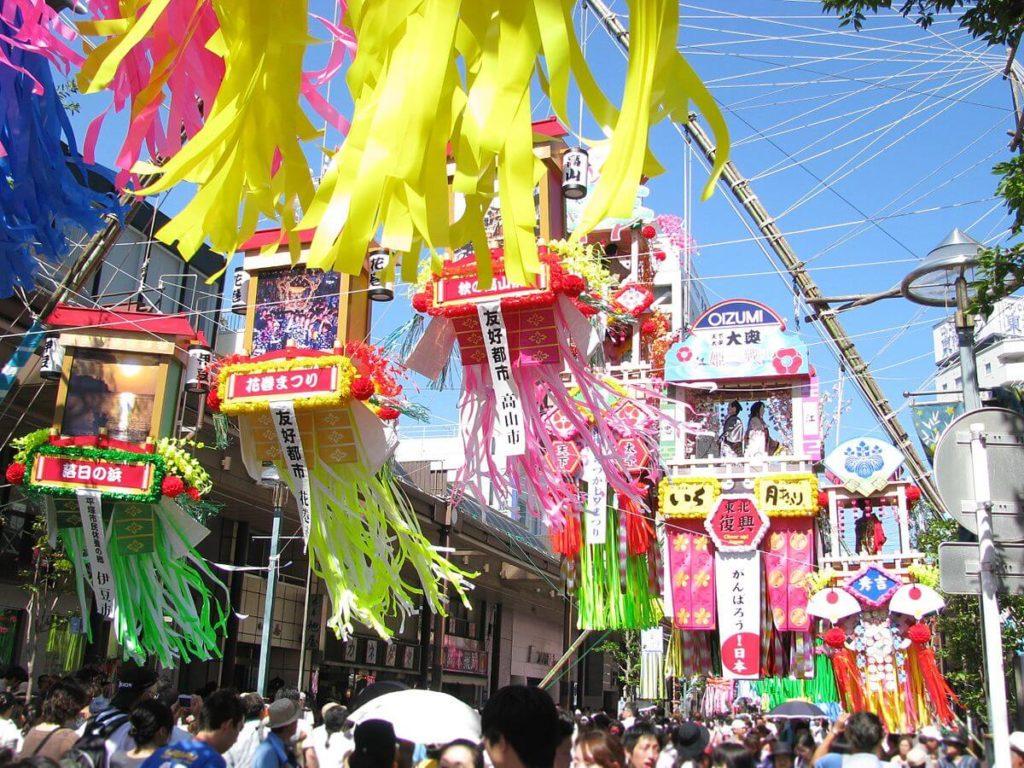 פסטיבל Tanabata Matsuri