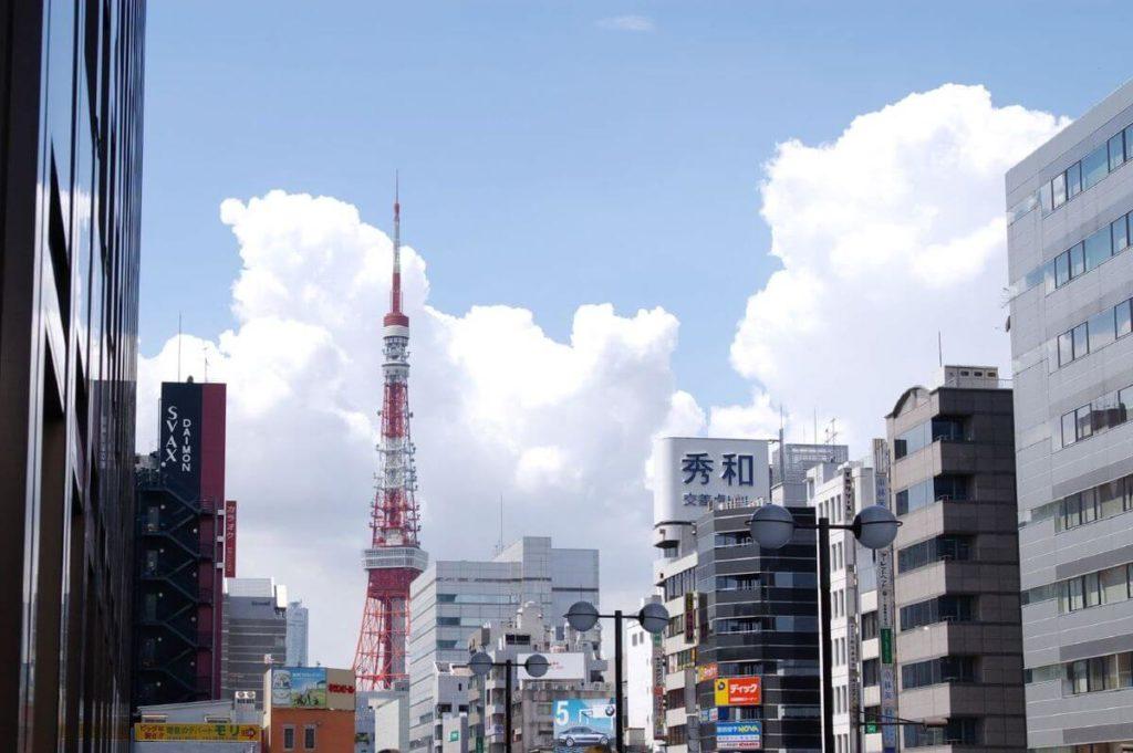 טוקיו בקיץ