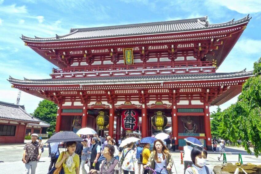 סיור יום בטוקיו בעברית מלא אסקוסה