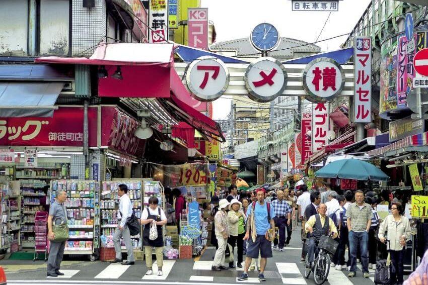 סיור בטוקיו UENO