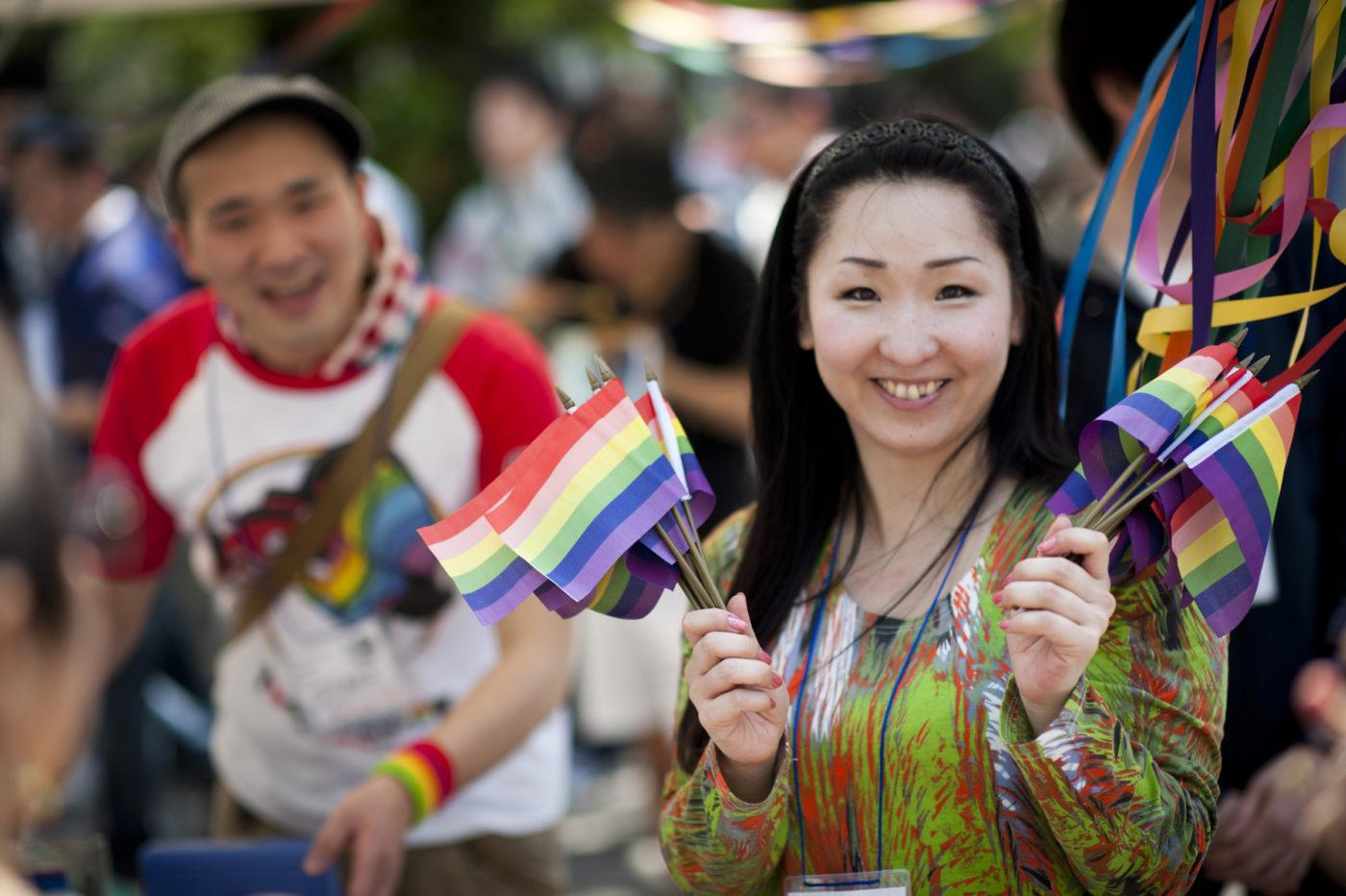 שבוע פסטיבל / מצעד הגאווה בטוקיו – 27 באפריל עד 6 למאי