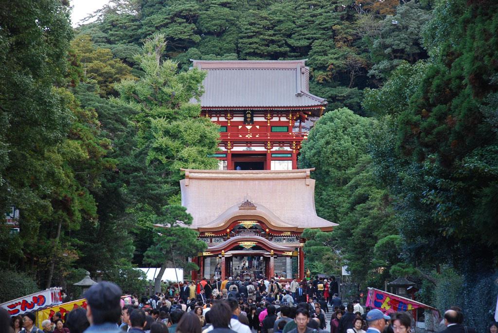פסטיבל האביב קאמאקורה – 14 באפריל ועד 21 לאפריל