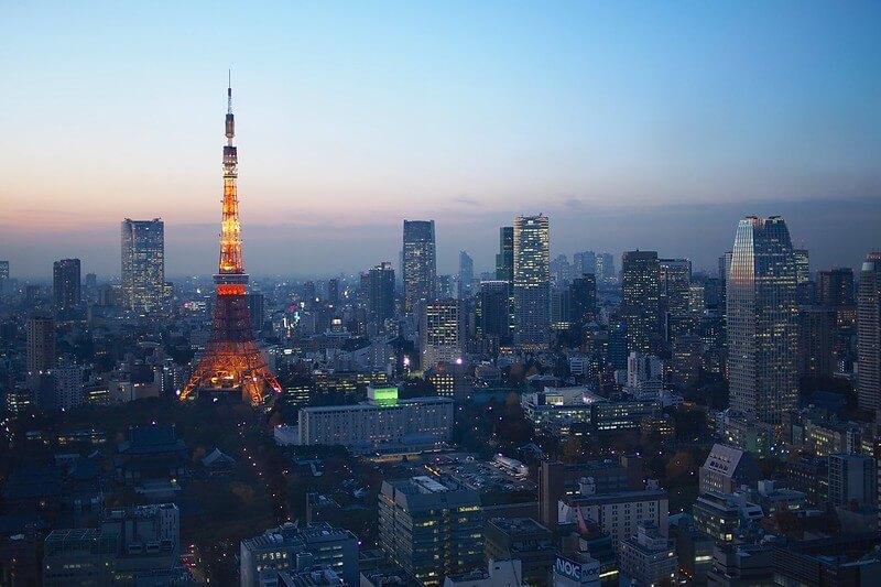 מזג אוויר טוקיו – ו4 ימים קדימה