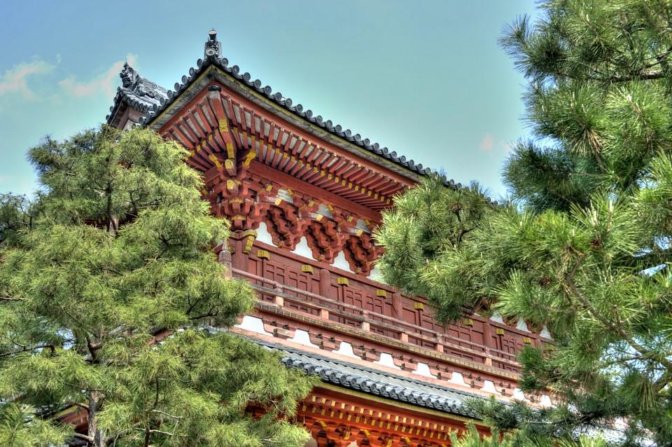 מקדש דאיטוקוג'י – צפון-מערב – Daitoku-ji Temple
