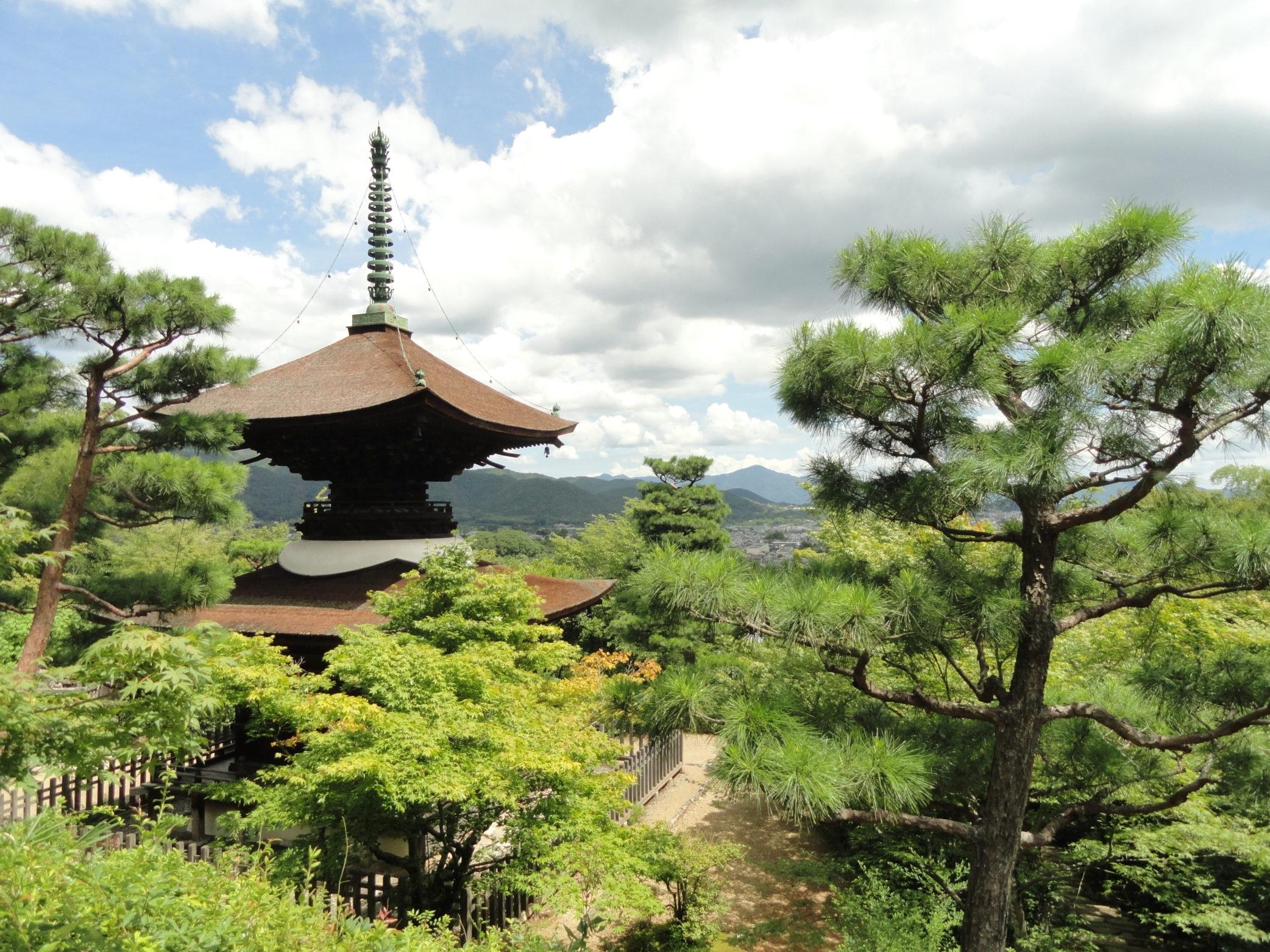 ג'וג'אקוג'י – אראשיאמה – Jojakko-ji Temple