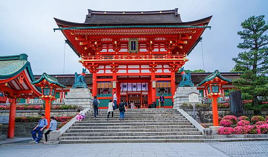 פושימי אינארי טיישה – דרום-מזרח קיוטו – Fujimi-Inari-Taisha – יפן טורי