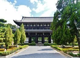 טופוקוג'י – דרום מזרח היגשיאמה קיוטו – Tofuku-ji – יפן טורי