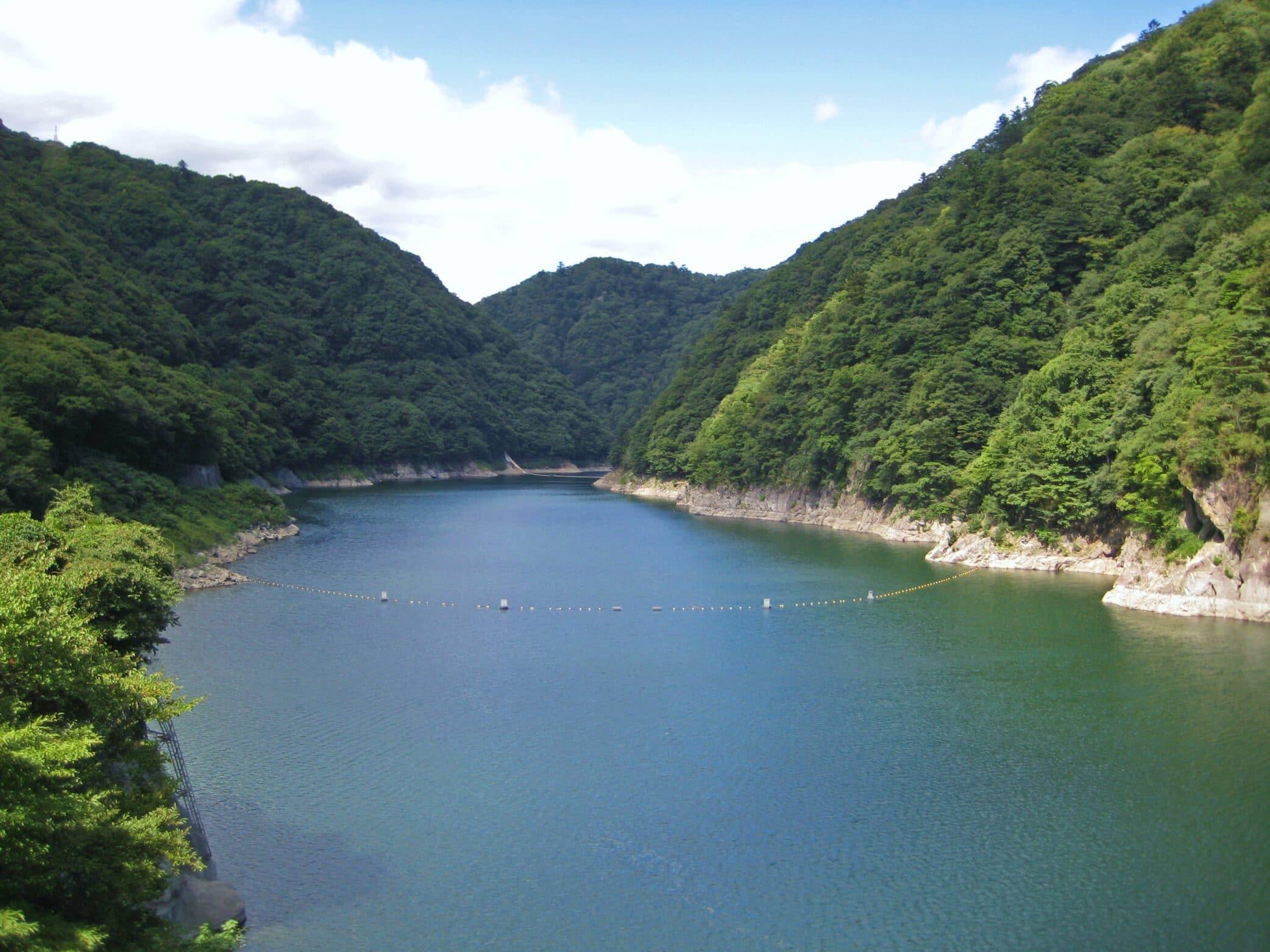 אגם איקארי – קינוגאווה קאוואג'י אונסן – Lake Ikari