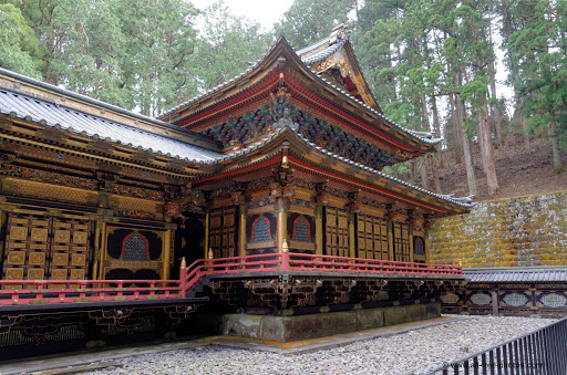מקדש פוטאראסאן נינג'ה – מרכז ניקו – Futarasan-jinja Shrine