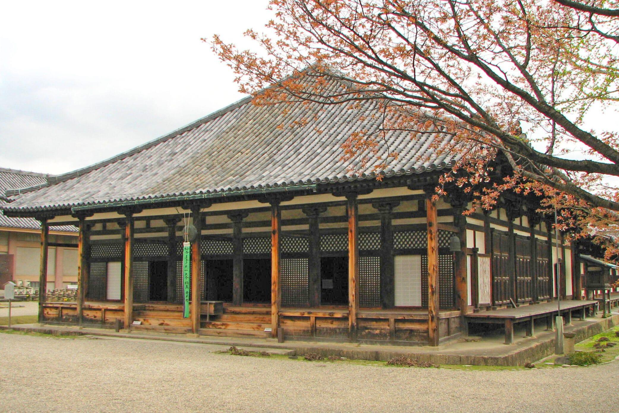 מקדש גאנגוג'י – נארה – Gangoji Temple