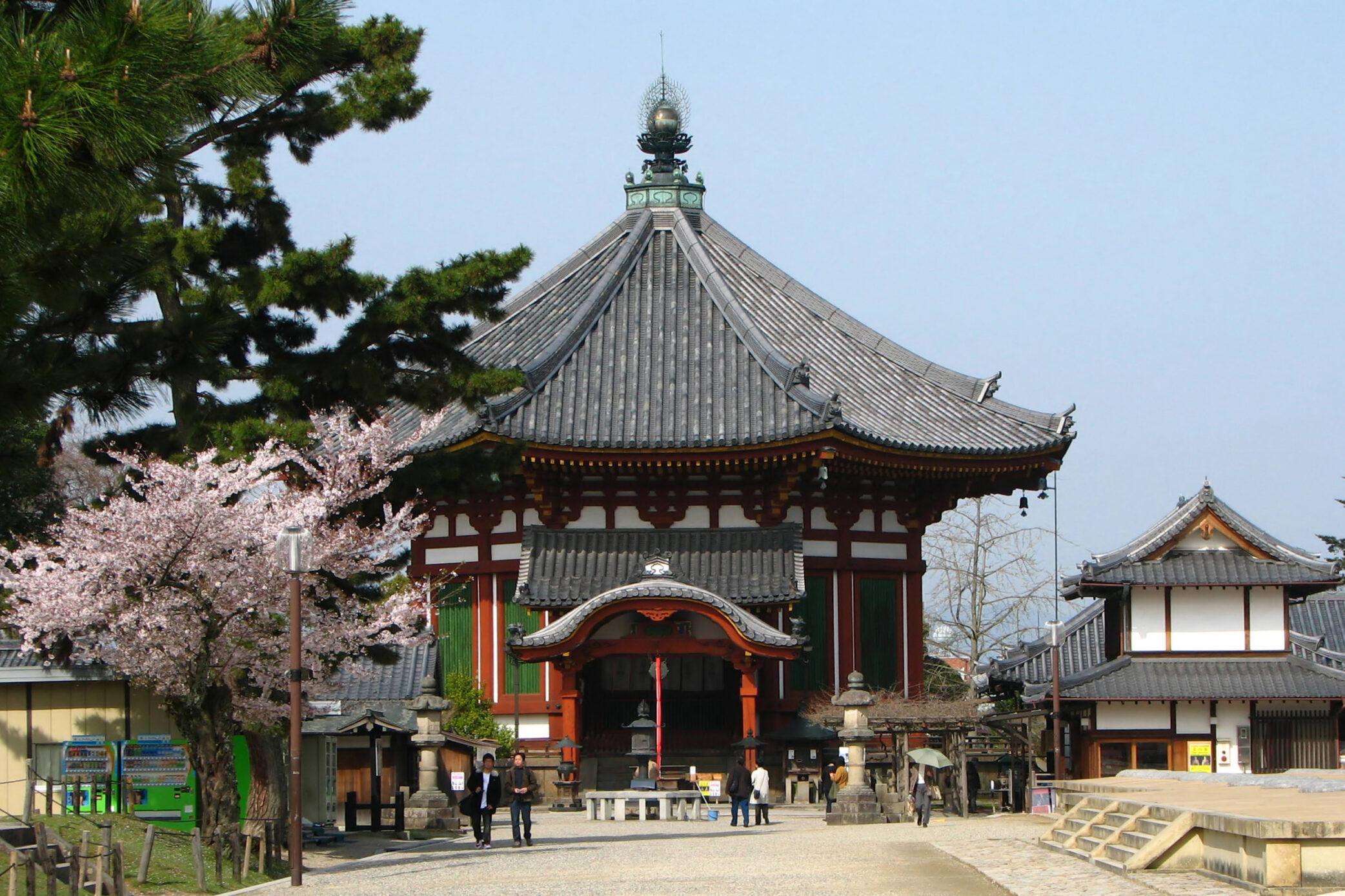 מקדש קופוקוג'י – נארה – Kohfuku-ji Temple