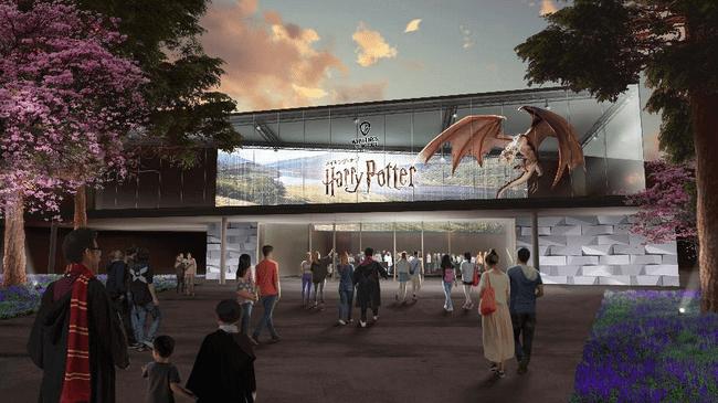 פארק סטודיו הארי פוטר יפתח בטוקיו בשנת 2023