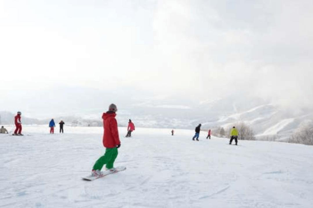 יפן בחורף סקי ביפן