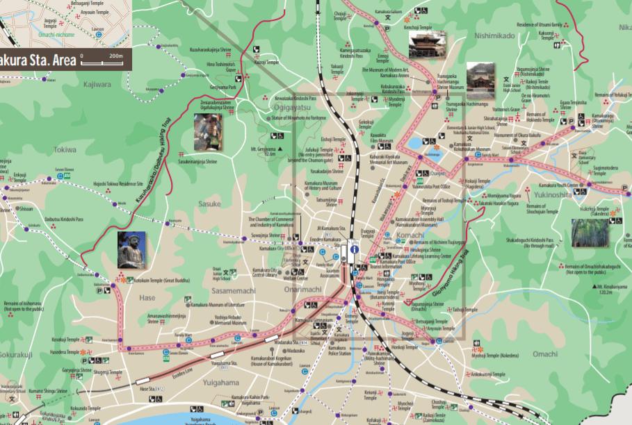 מפת תיירות קאמקורה
