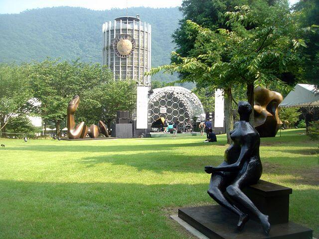 Hakone open air museum