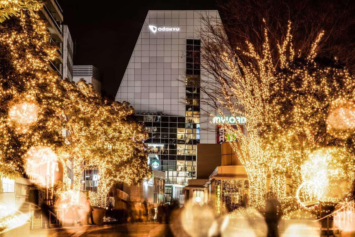 חג המולד ביפן