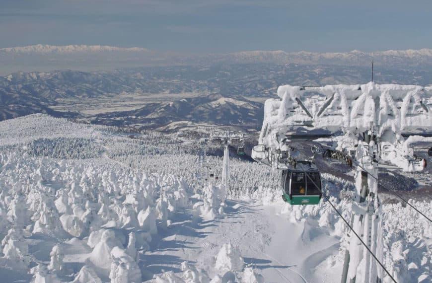 מפלצות השלג של Zao