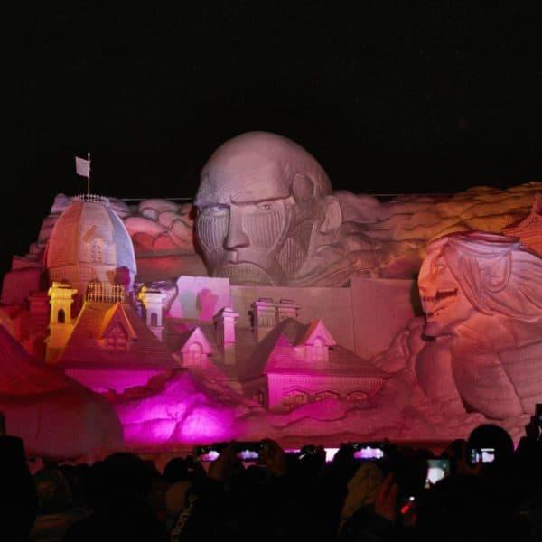 פסטיבל השלג של סאפורו